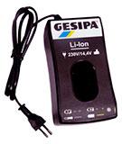 7251134 Зарадное устройство 14,4 В gesipa accubird